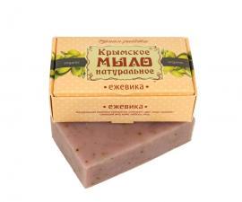 """Крымское мыло натуральное """"ЕЖЕВИКА"""""""
