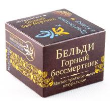 Мягкое травяное мыло Горный бессмертник 120 гр.